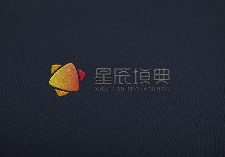 博闻强智与星辰垣典传播达成品牌logo设计合作